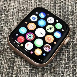 Apple - Apple Watch 6 GPS Cellular 44mm ゴールドアルミ