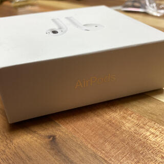 AirPods 第2世代 ワイヤレス対応