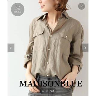 DEUXIEME CLASSE - MADISONBLUE シャツ