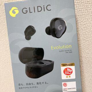 ソフトバンク(Softbank)のGLIDiC SB-WS72-MRTW/BK ワイヤレス イヤフォン(ヘッドフォン/イヤフォン)