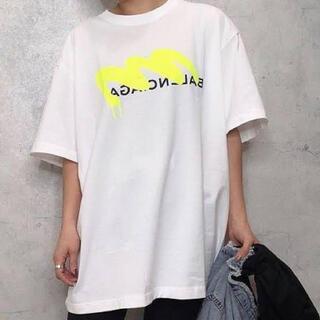 イエナ(IENA)のポリーヌブロー 大人気 ビックシルエット パロディTシャツ(Tシャツ(半袖/袖なし))