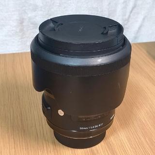 SIGMA 50mm F1.4 DG HSM [ニコン用] Art