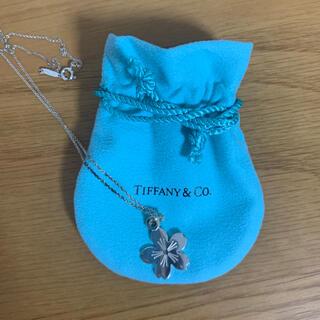 Tiffany & Co. - ティファニー シルバーペンダント