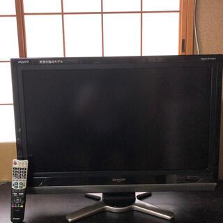 アクオス(AQUOS)のSHARP液晶カラーテレビ LCー32DS5  2009年製 無料配送(テレビ)