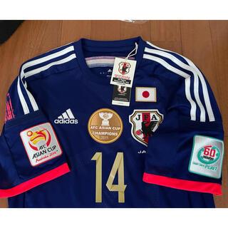 adidas - サッカー 日本代表 アジアカップ フルマーキング アディダス