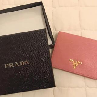 PRADA - PRADA 財布 折りたたみ財布