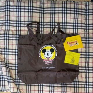 Disney - ディズニー ミッキーマウス トートバッグ