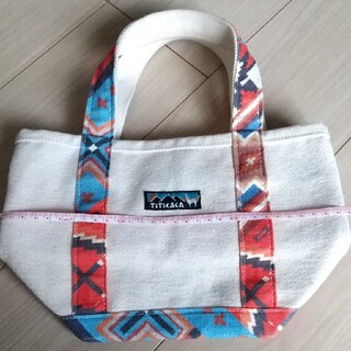 titicaca - チチカカ トートバッグ