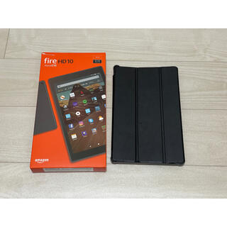 ANDROID - amazon fire HD 10 第9世代 手帳型ケース