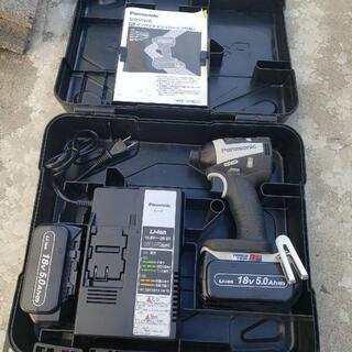 パナソニック(Panasonic)のパナソニック インパクトドライバー EZ 75A7LJ2G-H(工具/メンテナンス)