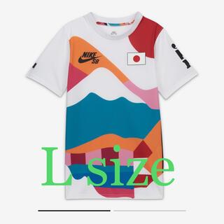 ナイキ(NIKE)のNike SB Parra Japan Kit Junior Tシャツ L(Tシャツ/カットソー(半袖/袖なし))