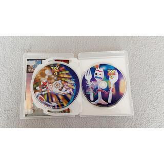 トイストーリー(トイ・ストーリー)のトイストーリー4 ブルーレイ DVD(キッズ/ファミリー)