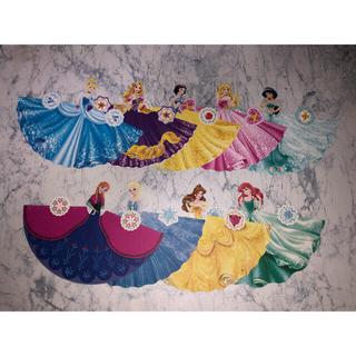 Disney - ディズニー プリンセス ドレスメモ おすそ分け 7枚 300円