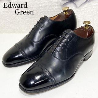 EDWARD GREEN - ★希少 旧工場 80s EDWARD GREEN ビジネスシューズ 革靴