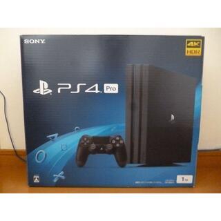 SONY - PS4 Pro★CUH-7200B B01★1TB★Jet Black★