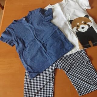 ムジルシリョウヒン(MUJI (無印良品))の・無印 90 まとめ売り(Tシャツ/カットソー)