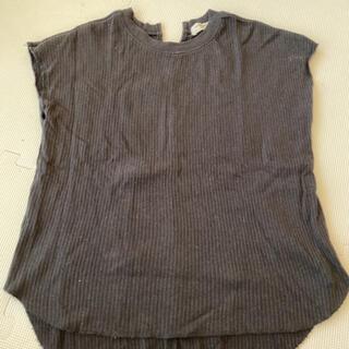 バックナンバー(BACK NUMBER)のライトオン バックナンバー ノースリーブ ブラック(Tシャツ(半袖/袖なし))