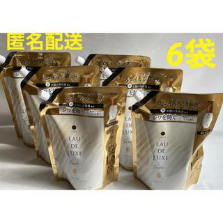ピーアンドジー(P&G)のレノア オードリュクススタイル つめかえ用 特大(600ml*6袋セット)(洗剤/柔軟剤)