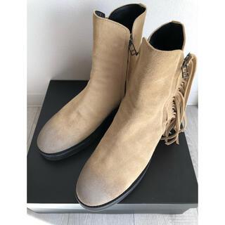 グラム(glamb)のglamb Fringe boots / フリンジブーツ サイズ3(ブーツ)