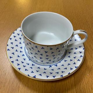 ティファニー(Tiffany & Co.)のTiffanyダンシングT コーヒーセット1客(食器)