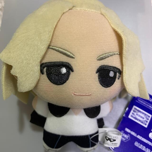 東京リベンジャーズ ちびぐるみ エンタメ/ホビーのおもちゃ/ぬいぐるみ(キャラクターグッズ)の商品写真