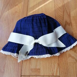 クミキョク(kumikyoku(組曲))のクミキョク 帽子 54〜58cm(帽子)