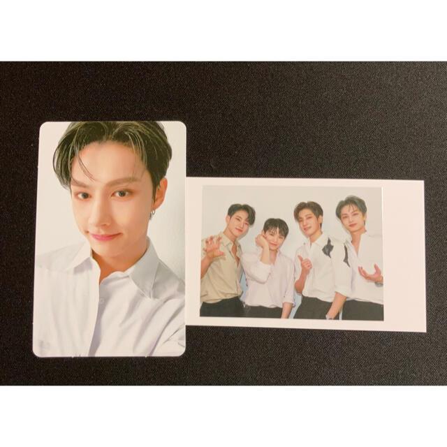 SEVENTEEN(セブンティーン)のSEVENTEEN トレカ ジュン エンタメ/ホビーのCD(K-POP/アジア)の商品写真