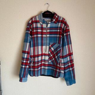 PEACEMINUSONE - ジヨン着用)We11done  チェックシャツジャケット