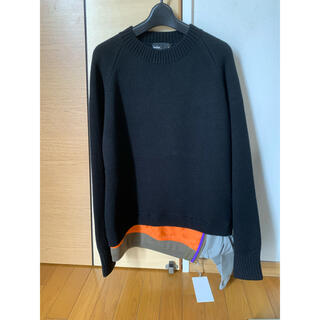 kolor - kolor fine wool knit size3 21aw