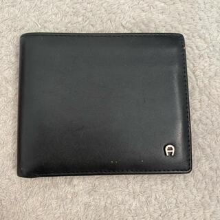 アイグナー(AIGNER)のAIGNER財布(折り財布)