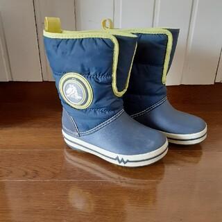 クロックス(crocs)の長靴(長靴/レインシューズ)