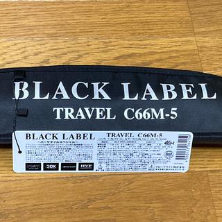 DAIWA - ダイワ ブラックレーベル トラベル C66M-5