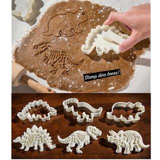 恐竜 クッキー型3個セット  クッキー作り 誕生日お祝い
