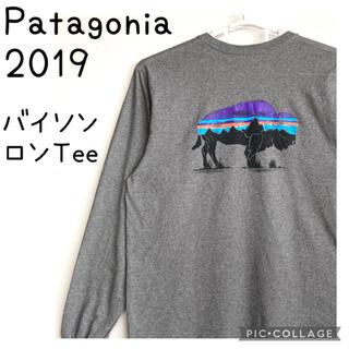 パタゴニア(patagonia)のPatagonia パタゴニア フィッツロイ バイソン レスポンシビリティー(Tシャツ/カットソー(七分/長袖))