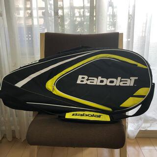 バボラ(Babolat)のバボラ ラケットバッグ 6本用 (バッグ)