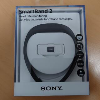 ソニー(SONY)のソニー Sony SmartBand 2 SWR12(その他)