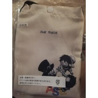ワンピース一番くじ F賞 サコッシュ・マルチケースコレクション