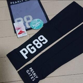 PEARLY GATES - パーリーゲイツレディースCOOLMAXアームカバー
