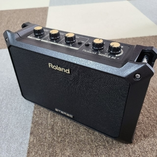 ローランド(Roland)のRoland MOBILE AC Acoustic 純正ACアダプタ付き(ギターアンプ)
