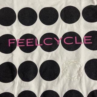 feelcycle Tシャツ ホワイト NY