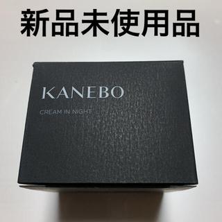 Kanebo - カネボウ クリームインナイト 〈薬用クリーム マスク〉40g 新品未使用品