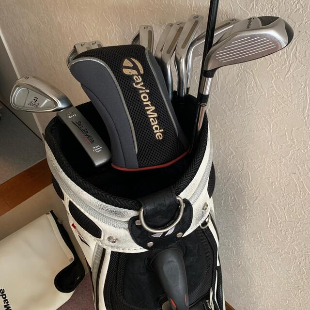 TaylorMade(テーラーメイド)の⛳️100切り名器ゴルフセット‼️ブランドTaylor Madeテーラーメイド  スポーツ/アウトドアのゴルフ(クラブ)の商品写真