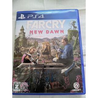 PlayStation4 - PS4 ファークライ ニュードーン
