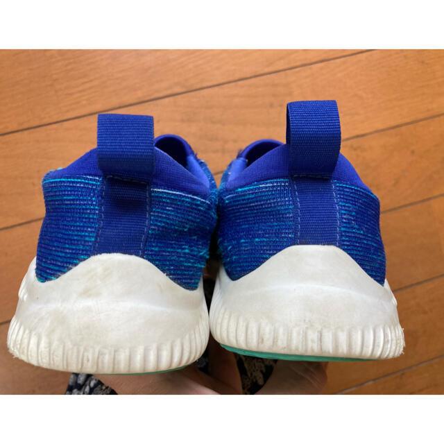 adidas(アディダス)のアディダス キッズスニーカー 20㎝ キッズ/ベビー/マタニティのキッズ靴/シューズ(15cm~)(スニーカー)の商品写真