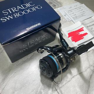 SHIMANO - シマノ ストラディック STRADIC SW 8000PG