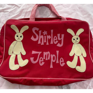 Shirley Temple - 【送料無料】Shirley Temple シャーリーテンプル 赤 レッスンバック