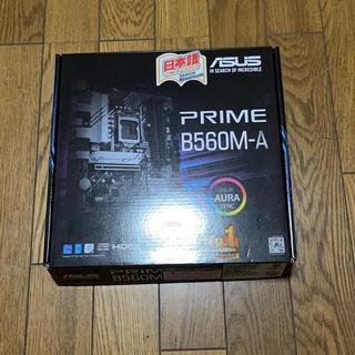 ASUS - ASUS Prime b560mーa,Inter i5 11400F box