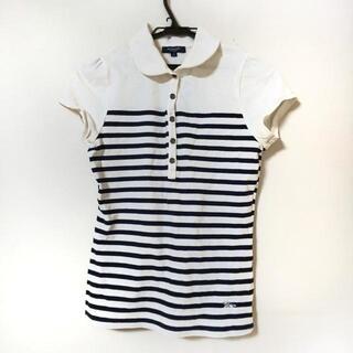 バーバリー(BURBERRY)のバーバリーロンドン 半袖ポロシャツ 1 S -(ポロシャツ)