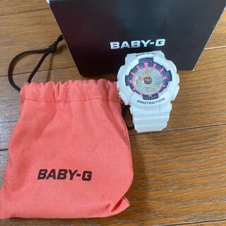 ベビージー(Baby-G)のbaby-g 腕時計 (腕時計)