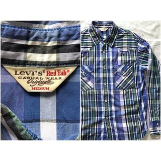 リーバイス(Levi's)のLevi's Red Tab リーバイス レッドタブ ウェスタンシャツ Mサイズ(シャツ)